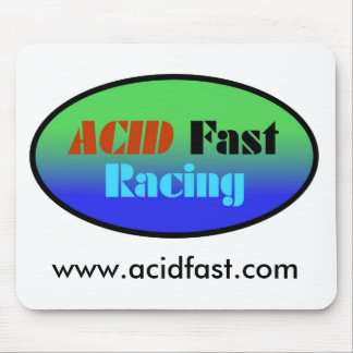 ACIDFast Racing mousepad