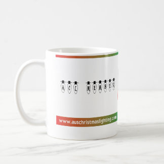 ACL Coffee Mug - Member Font 1