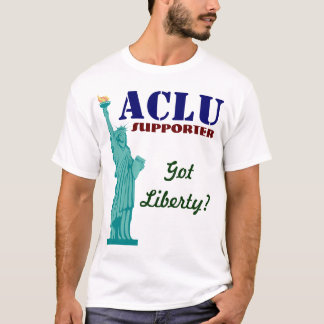 ACLU Supporter T-Shirt