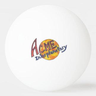 ACME INTERPLANETARY Ping-Pong Ball