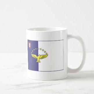Açores Basic White Mug