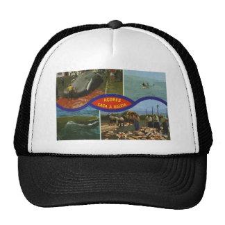 Acores Caca A Baleia, Vintage Mesh Hat