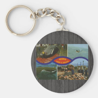 Acores Caca A Baleia, Vintage Keychains