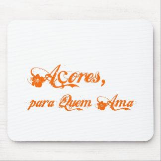 Açores é para quem ama mouse pad