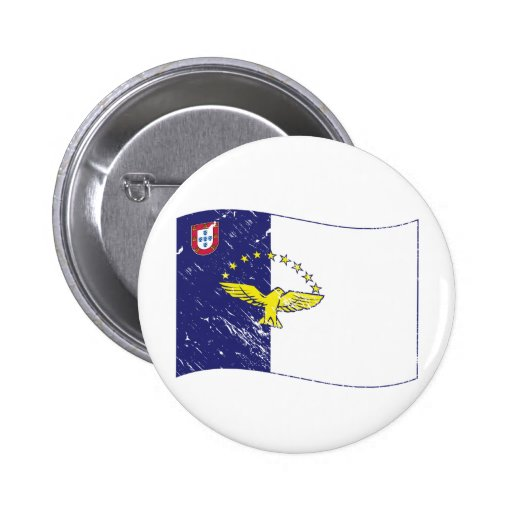 Acores flag pins