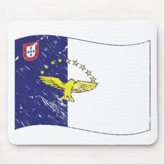 Acores flag mouse mat