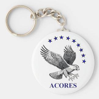 Acores Keychain
