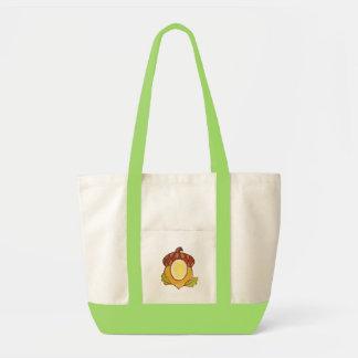 Acorn A Mighty Oak in Progress Impulse Tote Bag