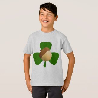 Acorn and Shamrock Shirt