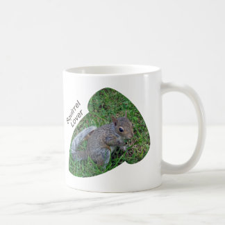 Acorn Baby Squirrel - Squirrel Lover Coffee Mug