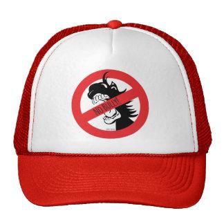 Acorn bites the bullies Hat