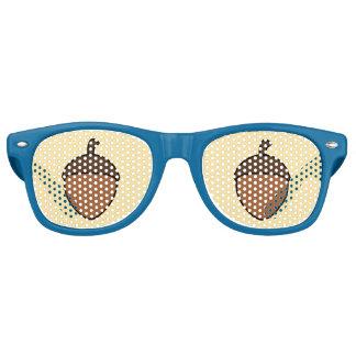Acorn Eyes Funny Retro Sunglasses