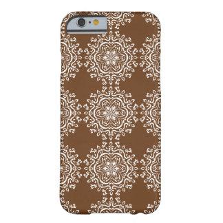 Acorn Mandala Barely There iPhone 6 Case