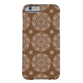 Acorn Mandala Barely There iPhone 6 Case