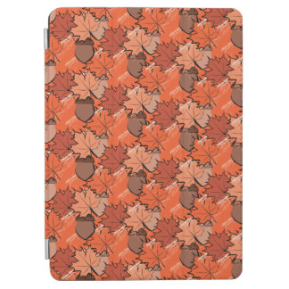 Acorns and leaves II iPad Air Cover