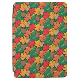 Acorns and leaves III iPad Air Cover