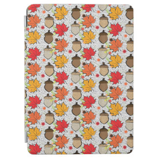 Acorns and leaves VII iPad Air Cover