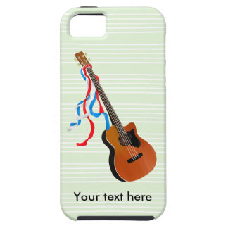 Acoustic Bass Guitar American Music iPhone 5 Covers
