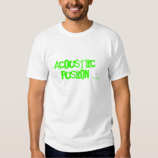 Acoustic Fusion, Trademark R T Shirt