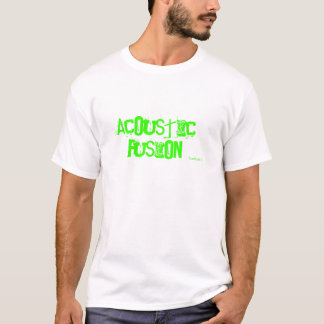 Acoustic Fusion, Trademark R T-Shirt