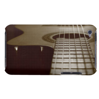 Acoustic Guitar Barely There iPod Covers