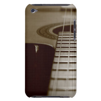 Acoustic Guitar Barely There iPod Case