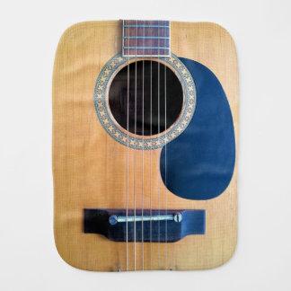 Acoustic Guitar Dreadnought 6 string Burp Cloth