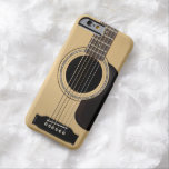 Acoustic Guitar iPhone 6 Case