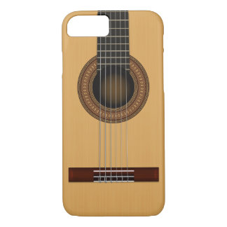 Acoustic Guitar iPhone 7 Case