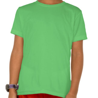 Acoustic Guitar Kids American Apparel Poly-Cotton Tee Shirts