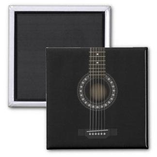 Acoustic Guitar Magnet