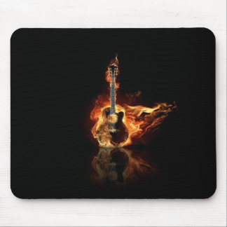 Acoustic Guitar Mouse Pad