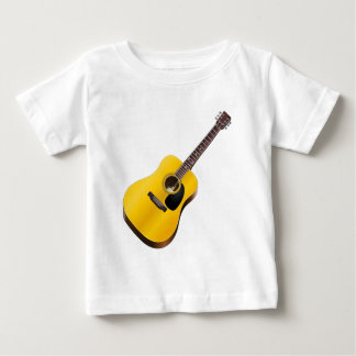 Acoustic Guitar, Musical Instrument, Music Baby T-Shirt