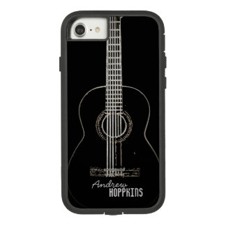 Acoustic Guitar Personalized Case-Mate Tough Extreme iPhone 8/7 Case