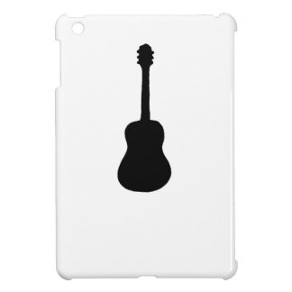 Acoustic Guitar Silhouette iPad Mini Case