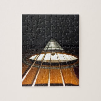 Acoustic Guitar Strings Jigsaw Puzzle