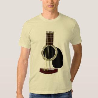 acoustic guitar T Tees