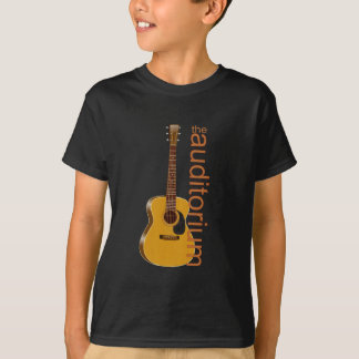 "Acoustic Guitar ""The Auditorium T-Shirt"