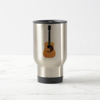 Acoustic Guitar vertical Mugs