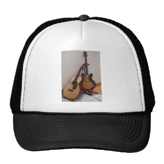 Acoustic or Electric Cap