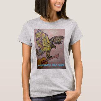 Acoustic Sea Bird T-Shirt