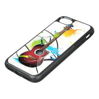 Acoustic Splash OtterBox Symmetry iPhone 8/7 Case