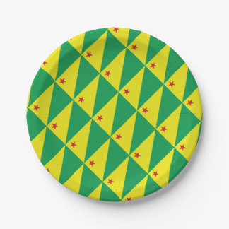 Acre Paper Plate