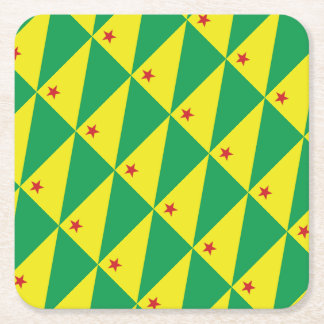 Acre Square Paper Coaster