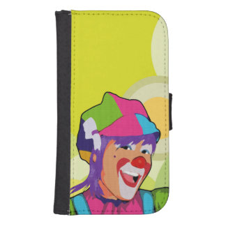 acrobat beautiful samsung s4 wallet case