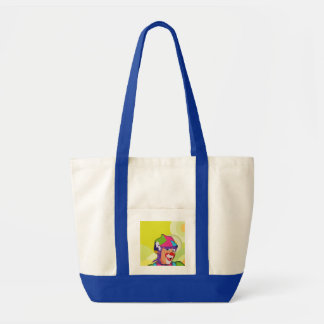 acrobat beautiful tote bag