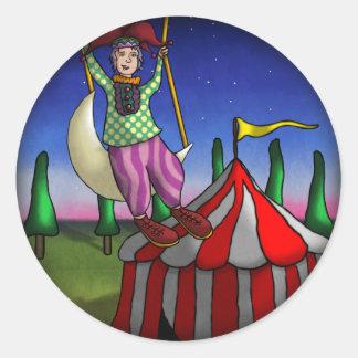 Acrobat Dreams, sticker