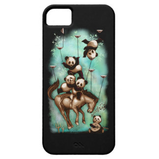 Acrobatic Rodeo Barely There iPhone 5 Case