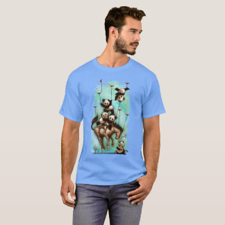 Acrobatic Rodeo T-Shirt
