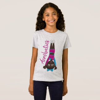 Acrobatics Acro Dancer Tumbling Acrobat Gymnast T-Shirt